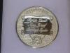 öntött ezüstérem    Budapesten