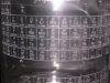 patikai üvegedény gravírozása